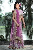 Party Wear Lehenga and Dresses
