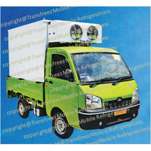 9eac0f71e6 Refrigerated Trucks - Tata Super Ace Refrigerated Truck Manufacturer from  Chennai