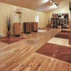 Natural Hardwood Flooring