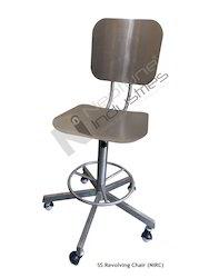 SS Revolving Chair