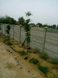 Precast Fencing Walls
