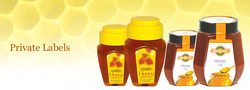 Private Labels Honey Packaging Service