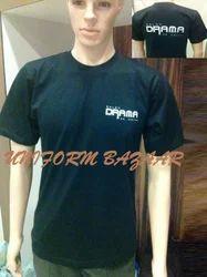 Round Casual Wear Salon T Shirts TS-48