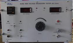 Ac Dc High Voltage Breakdown Tester 5kv 20ma