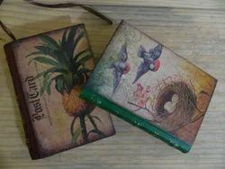 Handmade Paper Notebook