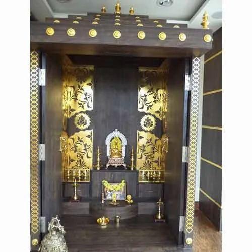 Pooja Room Designing Service Home Interior Design Interior Design