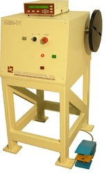 Semi-Automatic Hand Feed Motor Coiling Machine