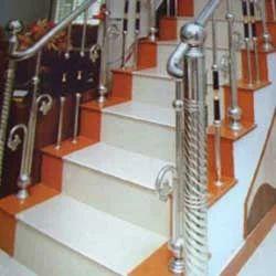 Merveilleux Aluminum Staircase Railings