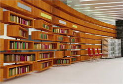 Library Interior Designing In India