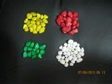 Colored Multi Pebbles