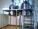 Soft Gelatin Storage Tanks