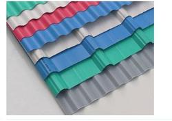 Mild Steel Colored Roofing Sheets
