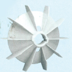 Plastic Fan Suitable For Siemens/BharatBijlee 160 Frame Size