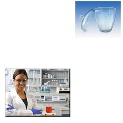 Glass Laboratory Ware for Scientific Industry