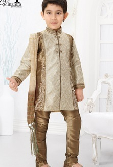 Exclusive Sherwani Kids Suit