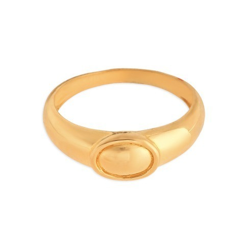 Gold Rings Classy Golden Tanishq Finger Ring Manufacturer from