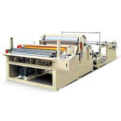 Paper Napkin Cutting Machine