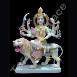 Marble Goddess Durga