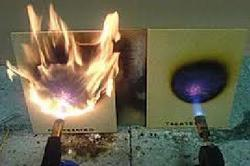 Fire Proof Coating For Paper
