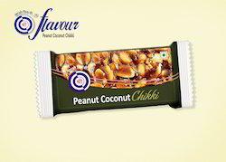 Peanut Coconut Chikki