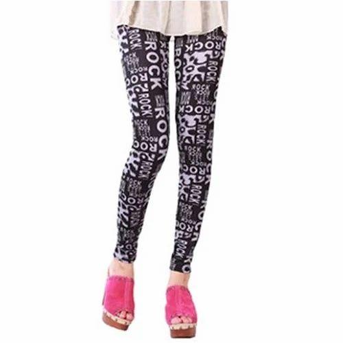3cbab0b1f82a1 Ladies Designer Leggings at Rs 120 /piece | महिलाओं की ...