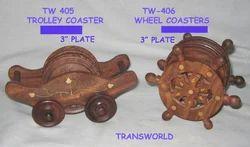 Wheel Coasters