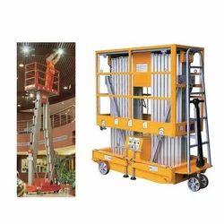 Dual Aluminum Work Platforms