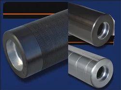 Dead Shaft Aluminum Idler Rolls