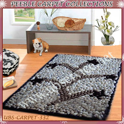 Woolen Peeble Carpet