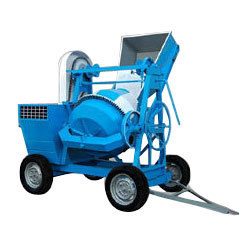 Mechanical Hopper Mixer