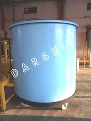 Sintex Circular Container For Denim Rope Dyeing - CCT