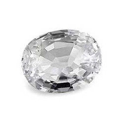 White Sapphire Stones