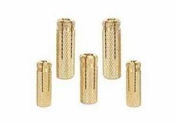 Brass Drop In Anchor 60mm Long