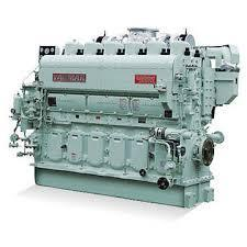 Good Used Yanmar 6 Mal-hts Marine Engines and Generator Set