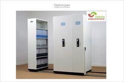 Optimizer Storage Shelves