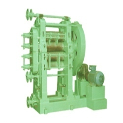 4 Roll Calender Machine - View Specifications & Details of