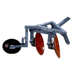 Reversible Mounted Disc Plough