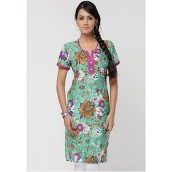 Smart Indian Prints Kurtis