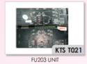 Tsudakoma Fu203 Unit