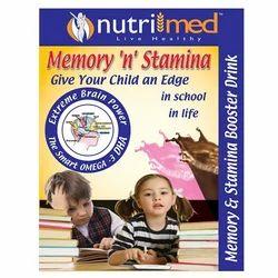 Nutrimed Memory n Stamina - Nutrition for Children