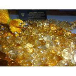 Citrine Cut Onion Shape