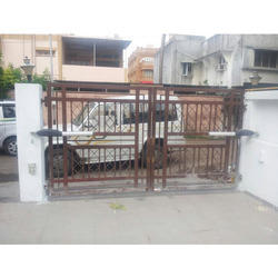 Entrance Swing Gate