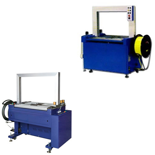 Fully Automatic Box Strapping Machine for Industries
