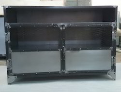 Industrial Loft Style Entertainment Unit