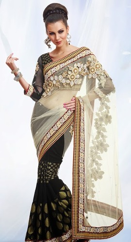 792c83a2cebc4 Fancy Designer Saree at Rs 1500  onwards