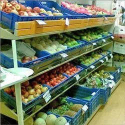 Vegetable Racks Vegetable Display Racks Latest Price