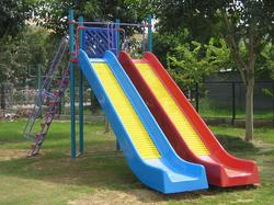 Arihant Playtime - Double FRP Slide