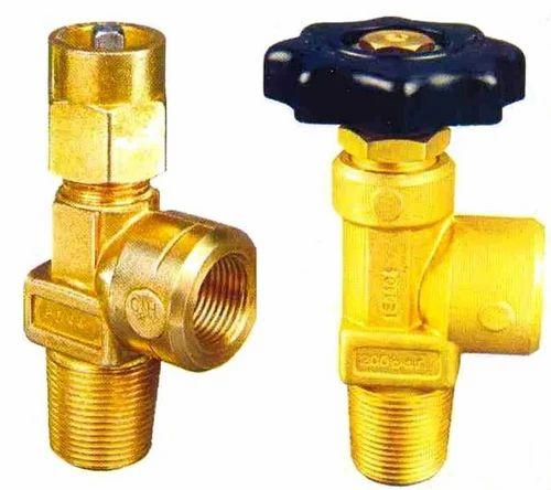 Oxygen Cylinder Valve, ऑक्सीजन वाल्व in Sir P. M. Road, Mumbai , Kosan  Industries Private Limited | ID: 7327701648