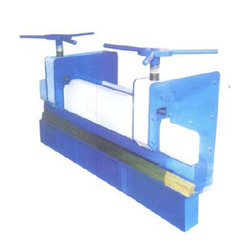 Hand Operated Sheet Bending Machine