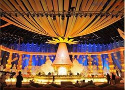 Designer Wedding Mandap Set